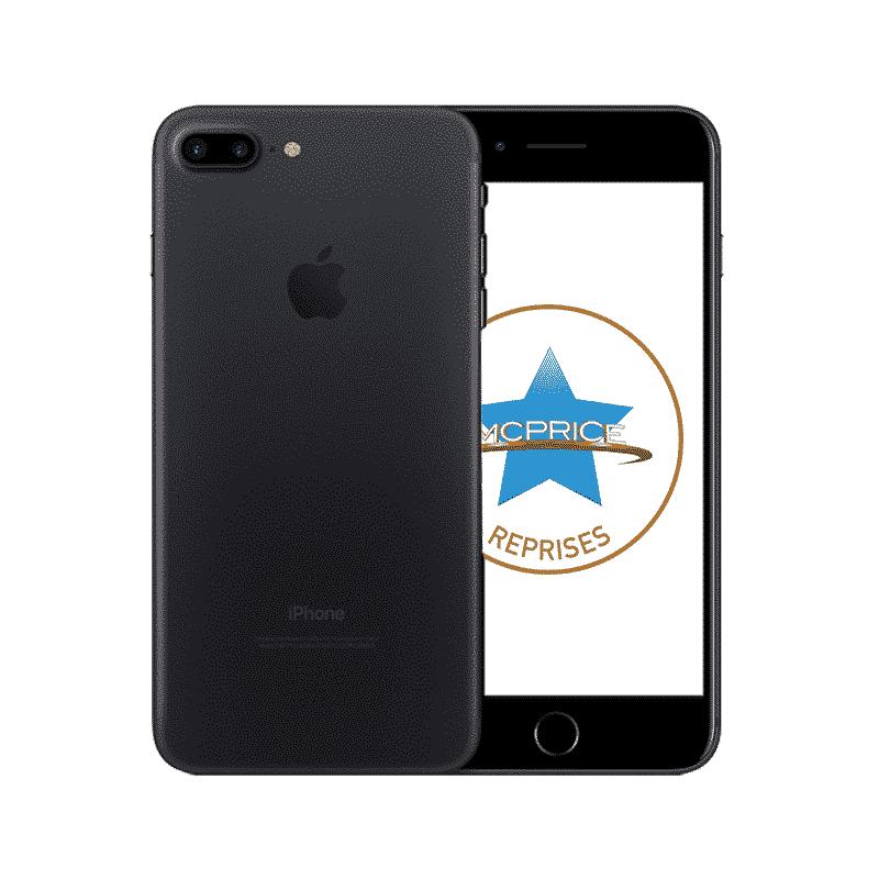 Reprises Apple iPhone 7 Plus 128 Go (Déverrouillé) - Noir   McPrice Paris Trocadéro