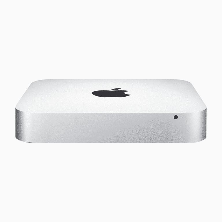 Reprise Apple Mac Mini Intel Core i5 Dual-Core 2,5GHz/4Go/500 Go | McPrice Paris Trocadero