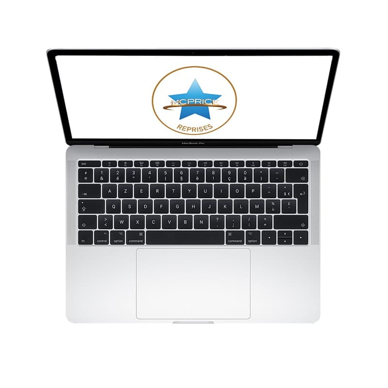 Reprise Apple MacBook Pro 13 Pouces Retina 2,0GHz/i5/8Go/256 Go SSD - Argent   McPrice Paris Trocadero