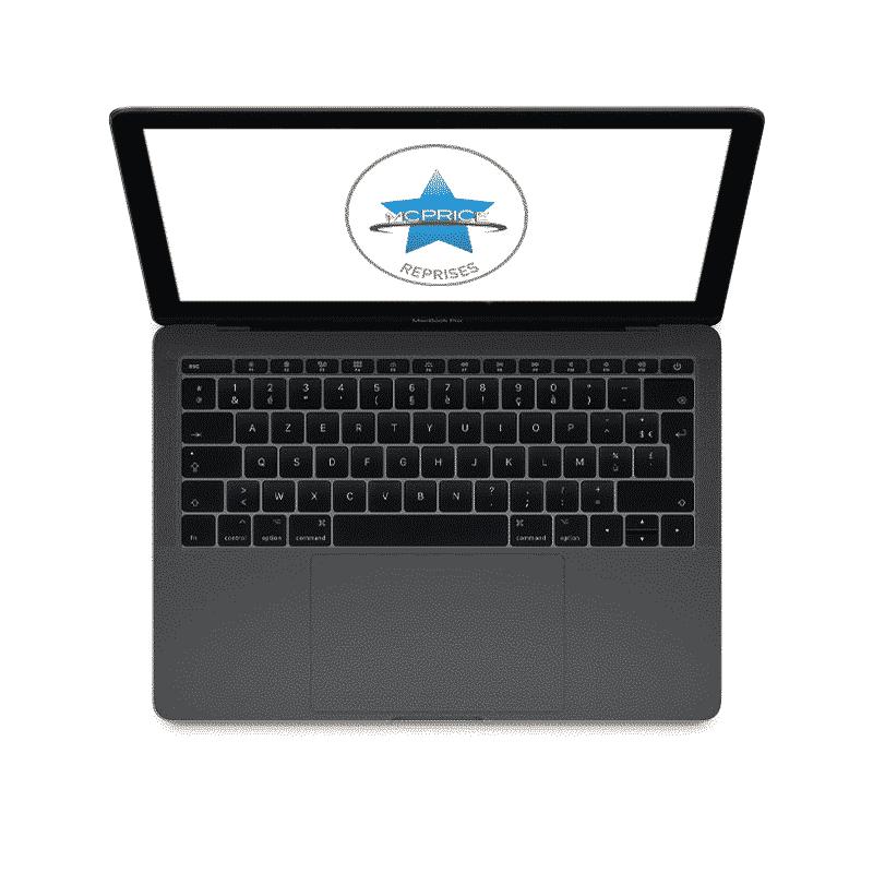 Reprise Apple MacBook Pro 13 Pouces Retina 2,0GHz/i5/8Go/256 Go SSD - Gris Sidéral | McPrice Paris Trocadero
