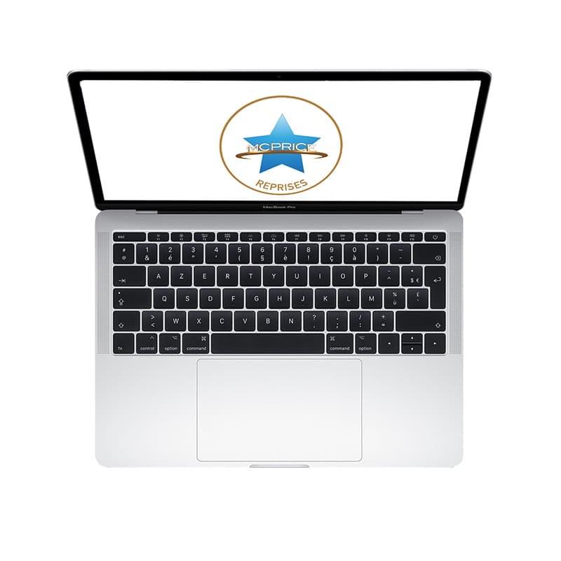Reprise Apple MacBook Pro 13 Pouces Retina 2,3GHz/i5/8Go/256 Go SSD - Argent | McPrice Paris Trocadero