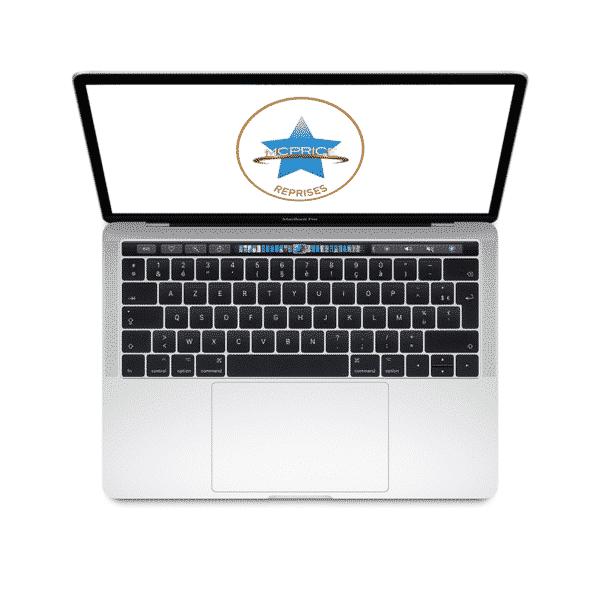 Reprise Apple MacBook Pro 13 Pouces Retina Touch Bar 2,9GHz/i5/8Go/256 Go SSD - Argent   McPrice Paris Trocadero