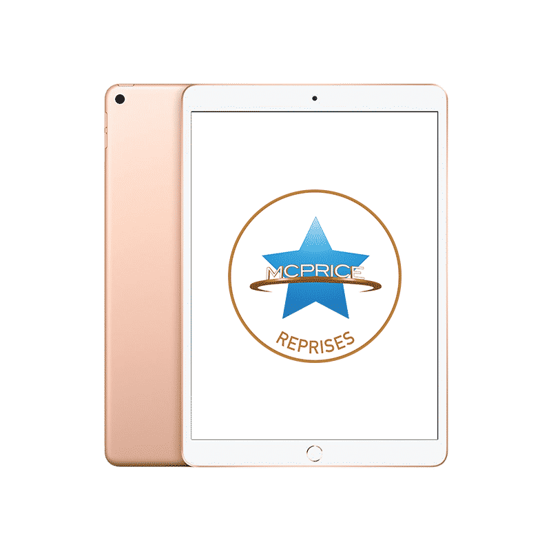 Reprise Apple iPad Air 2 16 Go WIFI + Cellular - Or | McPrice Paris Trocadéro