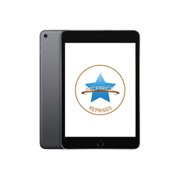 Reprise Apple iPad Mini 3 Wifi + Cellular 128 Go - Gris Sidéral | McPrice Paris Trocadéro