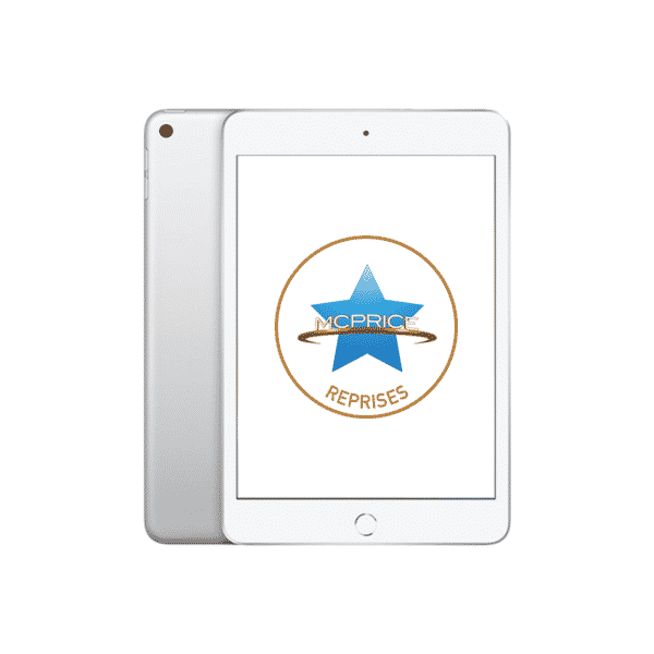 Reprise Apple iPad Mini 4 Wifi + Cellular 128 Go - Argent | McPrice Paris Trocadéro