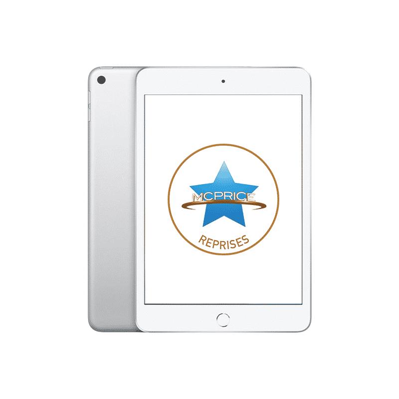 Reprise Apple iPad Mini 4 Wifi + Cellular 128 Go - Argent   McPrice Paris Trocadéro