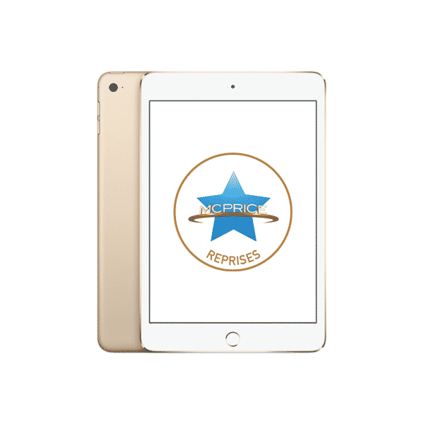 Reprise Apple iPad Mini 5 Wifi + Cellular 64 Go - Or | McPrice Paris Trocadéro