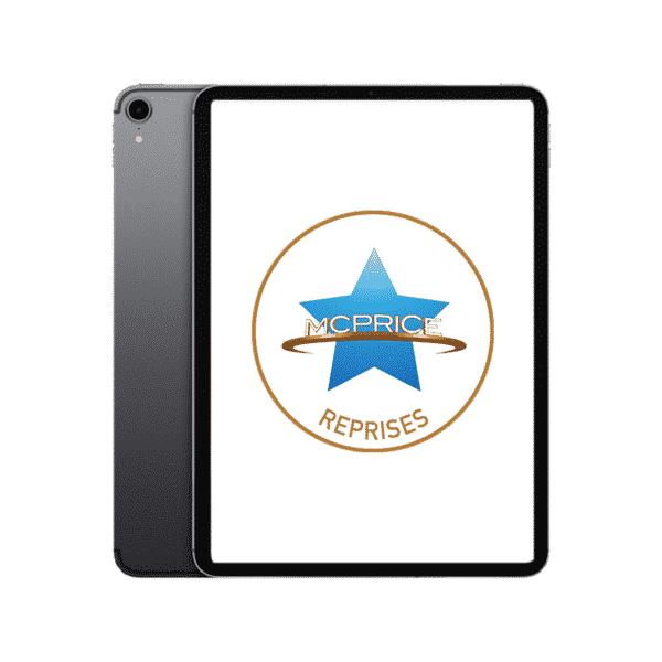 Reprise Apple iPad Pro 11 Pouces Wifi + Cellular 64 Go - Gris Sidéral | McPrice Paris Trocadéro