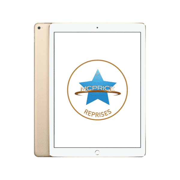 Reprise Apple iPad Pro 12,9 Pouces (2ème Génération) Wifi 256 Go - Or | McPrice Paris Trocadéro