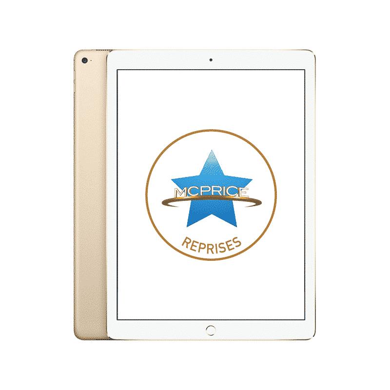 Reprise Apple iPad Pro 12,9 Pouces (2ème Génération) Wifi + Cellular 512 Go - Or | McPrice Paris Trocadéro