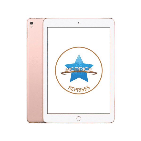 Reprise Apple iPad Pro 9,7 Pouces Wifi 128 Go - Or Rose | McPrice Paris Trocadéro