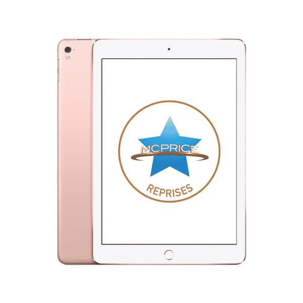 Reprise Apple iPad Pro 9,7 Pouces Wifi + Cellular 128 Go - Or Rose | McPrice Paris Trocadéro