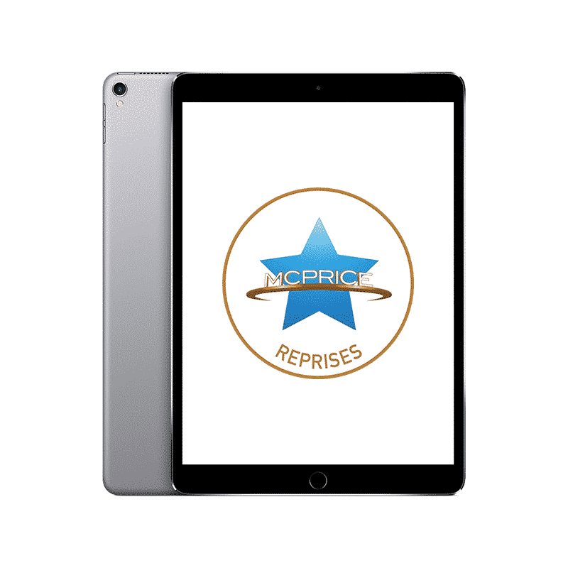 Reprise Apple iPad Pro 9,7 Pouces Wifi + Cellular 256 Go - Gris Sidéral | McPrice Paris Trocadéro