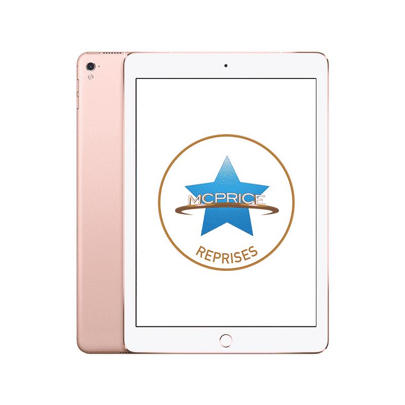 Reprise Apple iPad Pro 9,7 Pouces Wifi + Cellular 32 Go - Or Rose   McPrice Paris Trocadéro