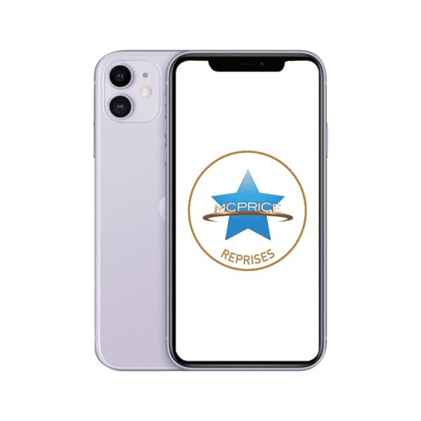 Reprise Apple iPhone 11 128 Go (Déverrouillé) - Mauve | McPrice Paris Trocadero