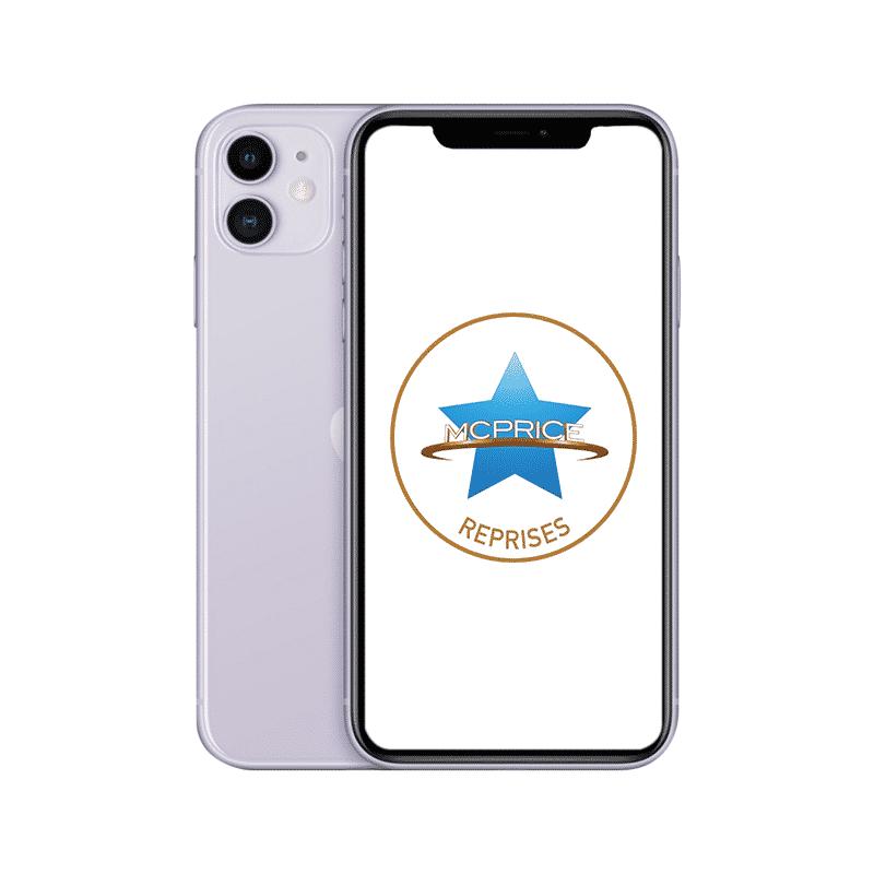 Reprise Apple iPhone 11 128 Go (Déverrouillé) - Mauve   McPrice Paris Trocadero