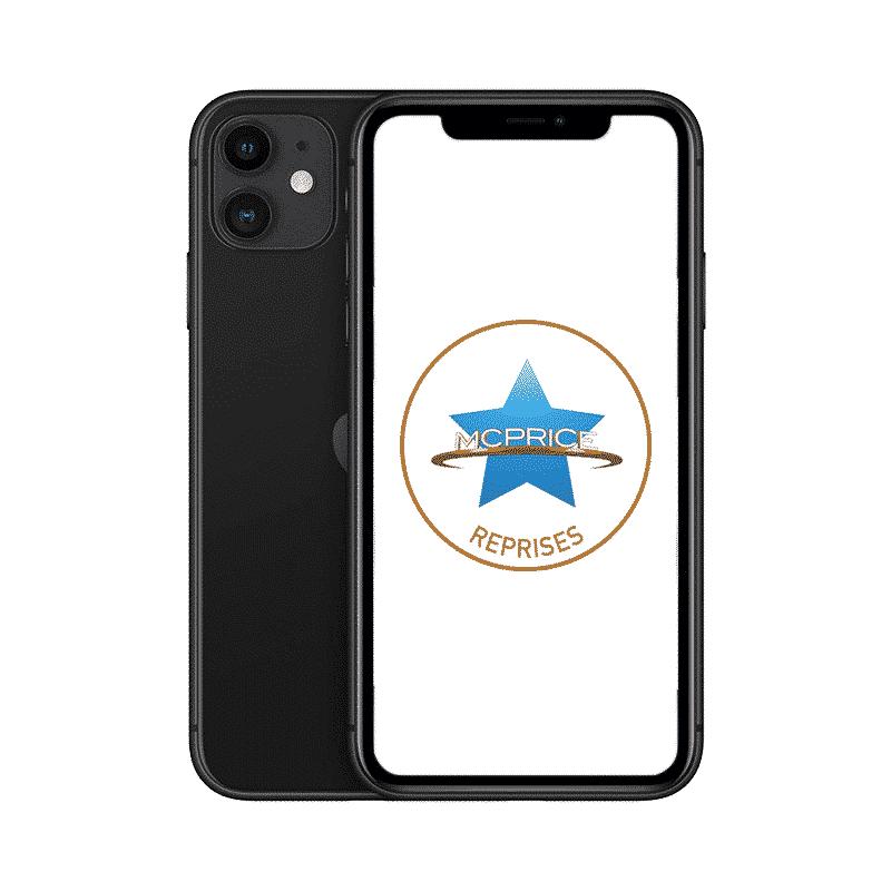 Reprise Apple iPhone 11 128 Go (Déverrouillé) - Noir   McPrice Paris Trocadero.