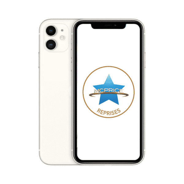 Reprise Apple iPhone 11 256 Go (Déverrouillé) - Blanc | McPrice Paris Trocadero