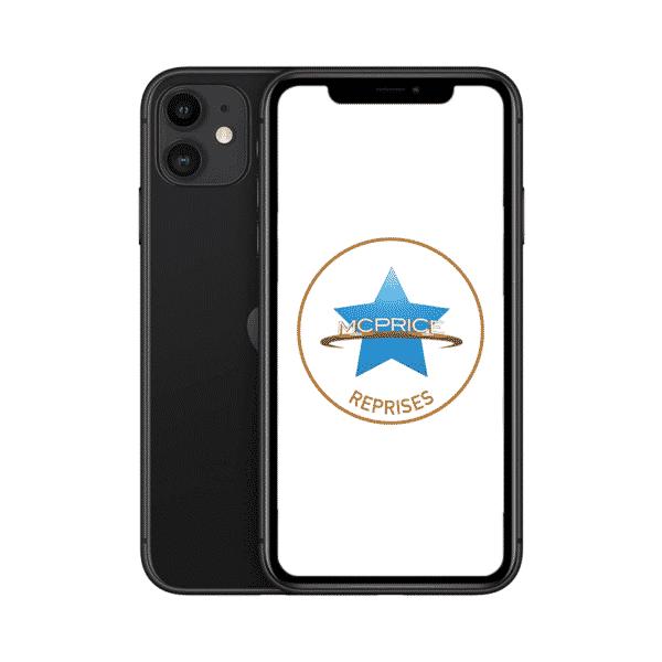 Reprise Apple iPhone 11 256 Go (Déverrouillé) - Noir | McPrice Paris Trocadero