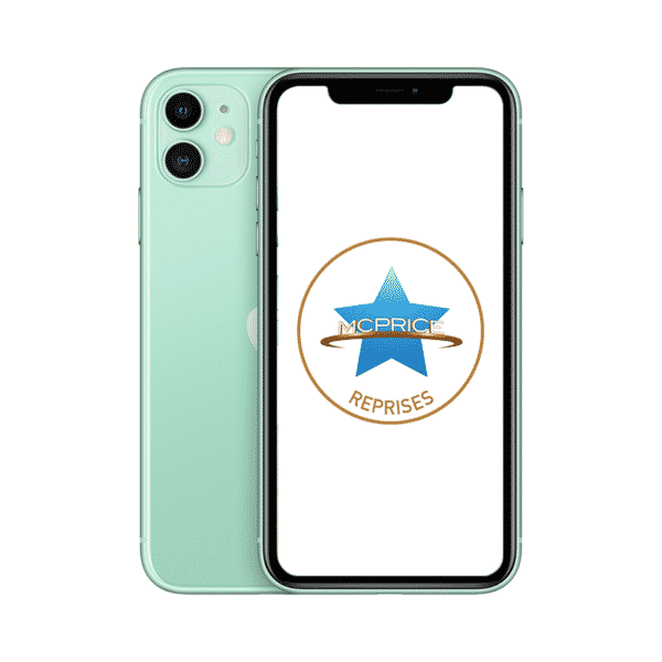 Reprise Apple iPhone 11 256 Go (Déverrouillé) - Vert | McPrice Paris Trocadero
