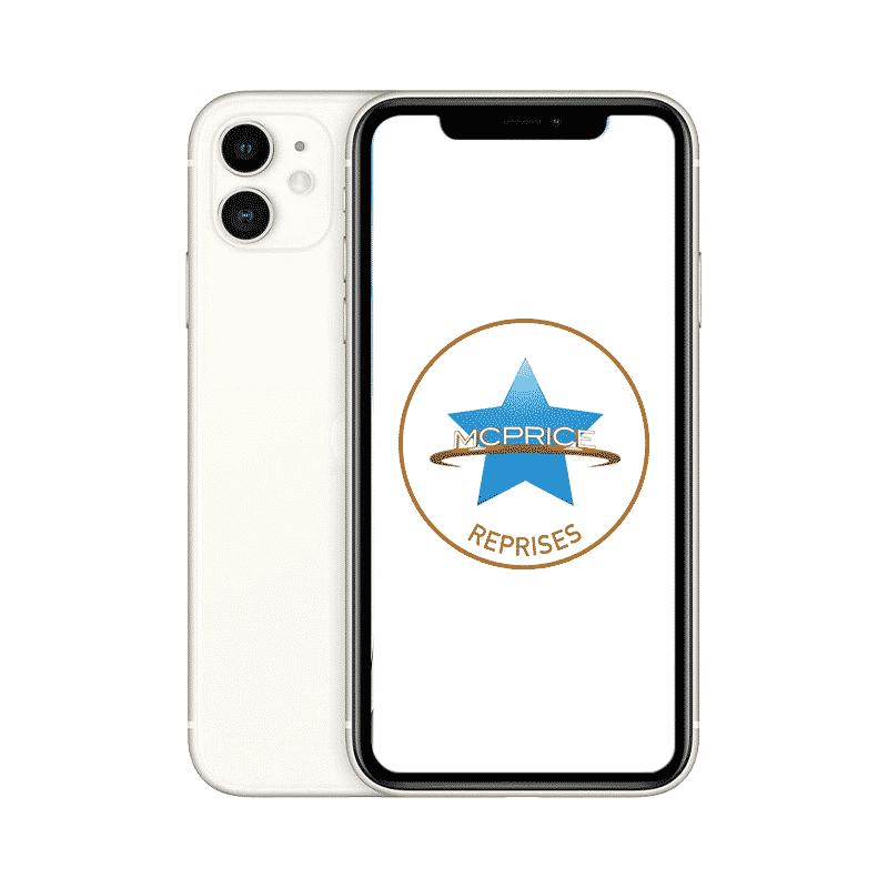 Reprise Apple iPhone 11 64 Go (Déverrouillé) - Blanc | McPrice Paris Trocadero