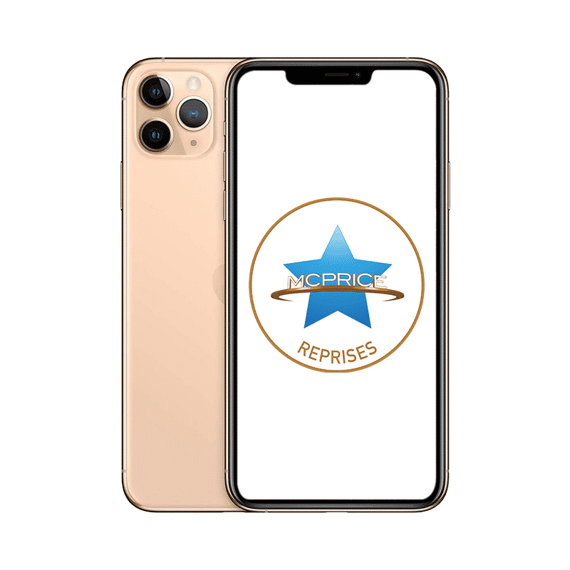 Reprise Apple iPhone 11 Pro 256 Go (Déverrouillé) - Or   McPrice Paris Trocadero