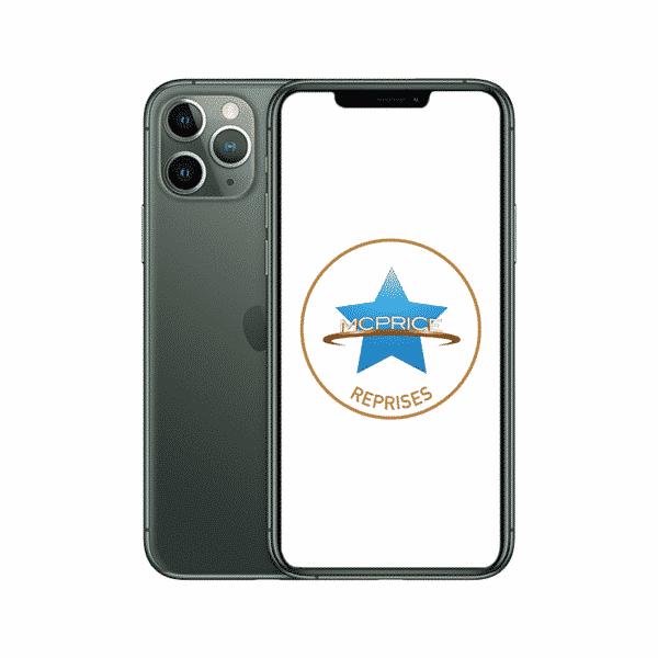 Reprise Apple iPhone 11 Pro 256 Go (Déverrouillé) - Vert Nuit | McPrice Paris Trocadero
