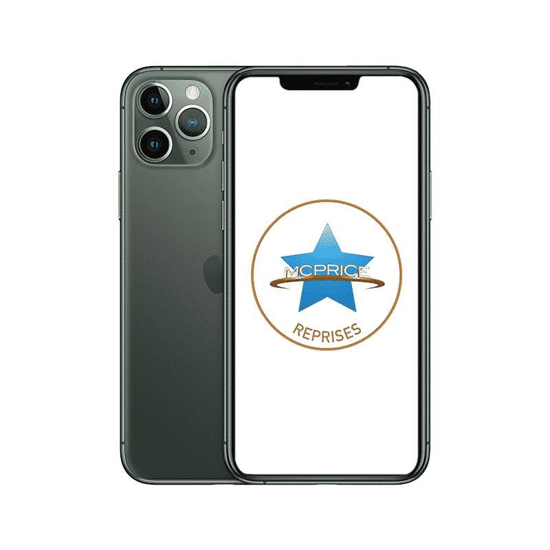 Reprise Apple iPhone 11 Pro 64 Go (Déverrouillé) - Vert Nuit   McPrice Paris Trocadero