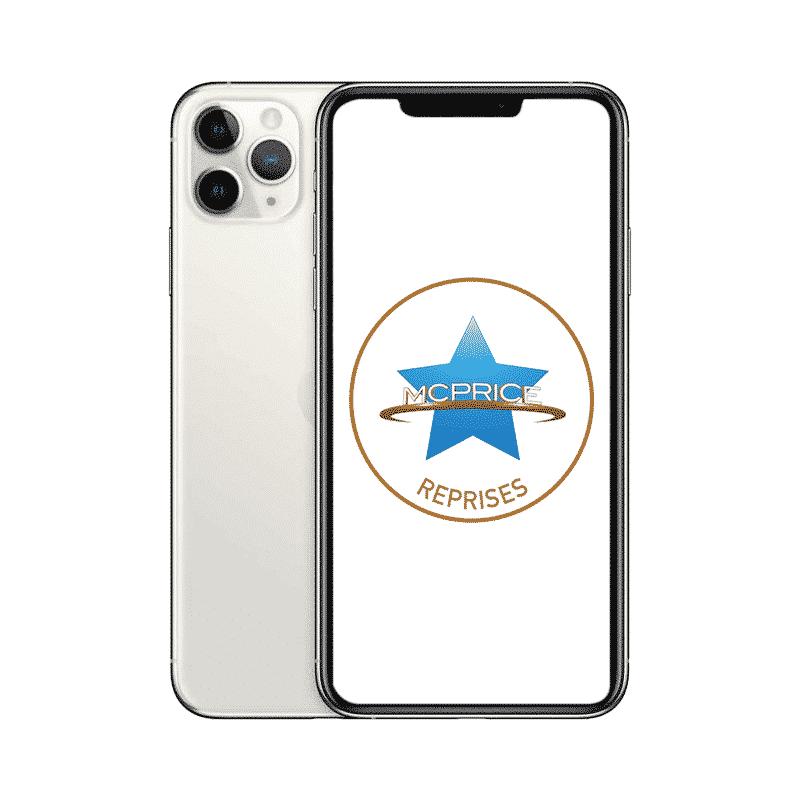 Reprise Apple iPhone 11 Pro Max 256 Go (Déverrouillé) - Argent   McPrice Paris Trocadero