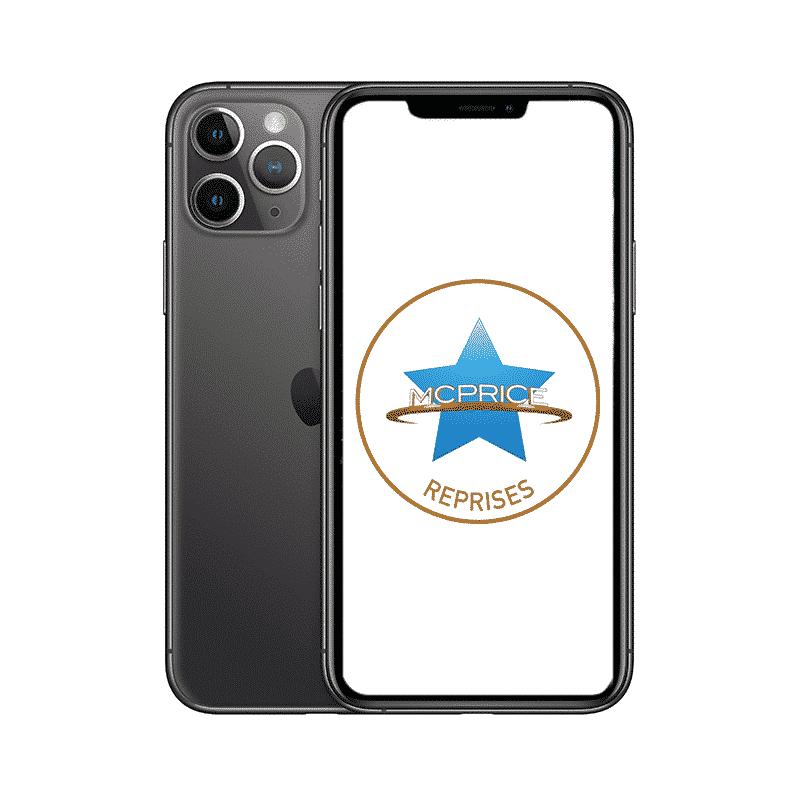 Reprise Apple iPhone 11 Pro Max 256 Go (Déverrouillé) - Gris Sidérall | McPrice Paris Trocadero