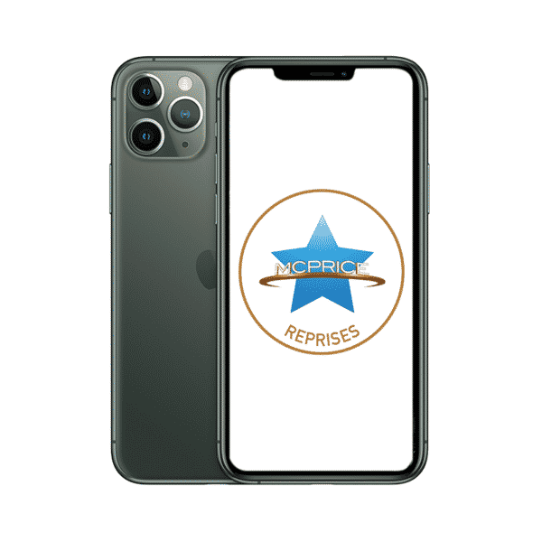 Reprise Apple iPhone 11 Pro Max 256 Go (Déverrouillé) - Vert Nuit | McPrice Paris Trocadéro