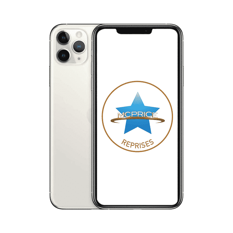 Reprise Apple iPhone 11 Pro Max 512 Go (Déverrouillé) - Argent | McPrice Paris Trocadero