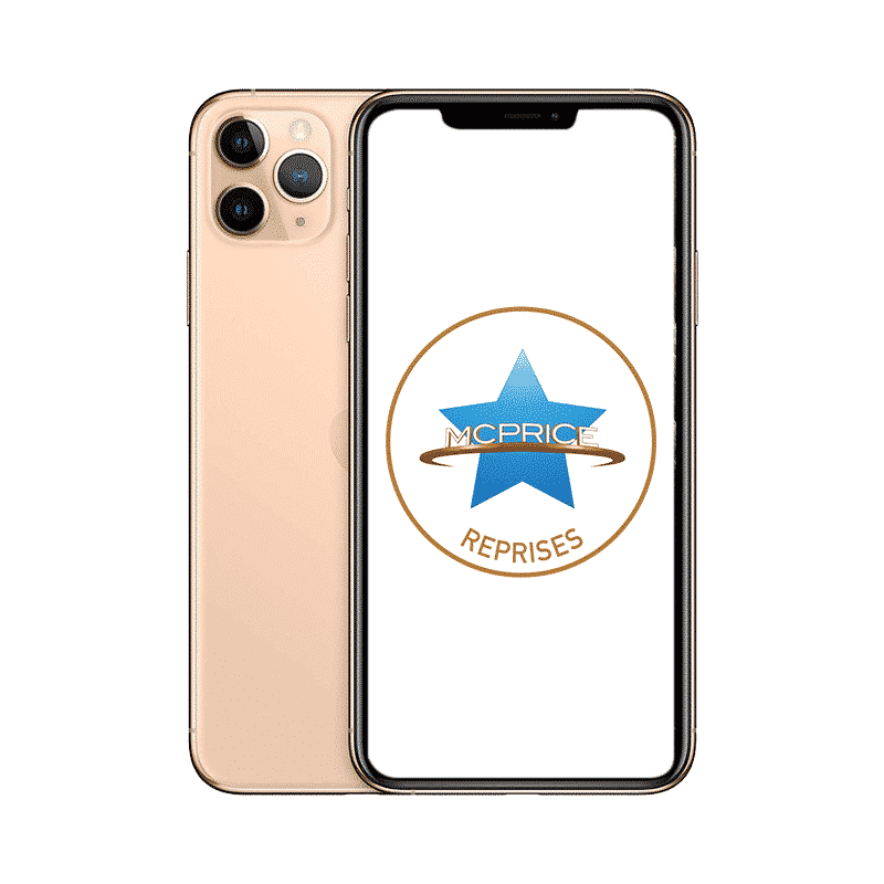 Reprise Apple iPhone 11 Pro Max 512 Go (Déverrouillé) - Or | McPrice Paris Trocadero