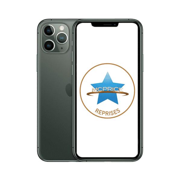 Reprise Apple iPhone 11 Pro Max 64 Go (Déverrouillé) - Vert Nuit | McPrice Paris Trocadéro