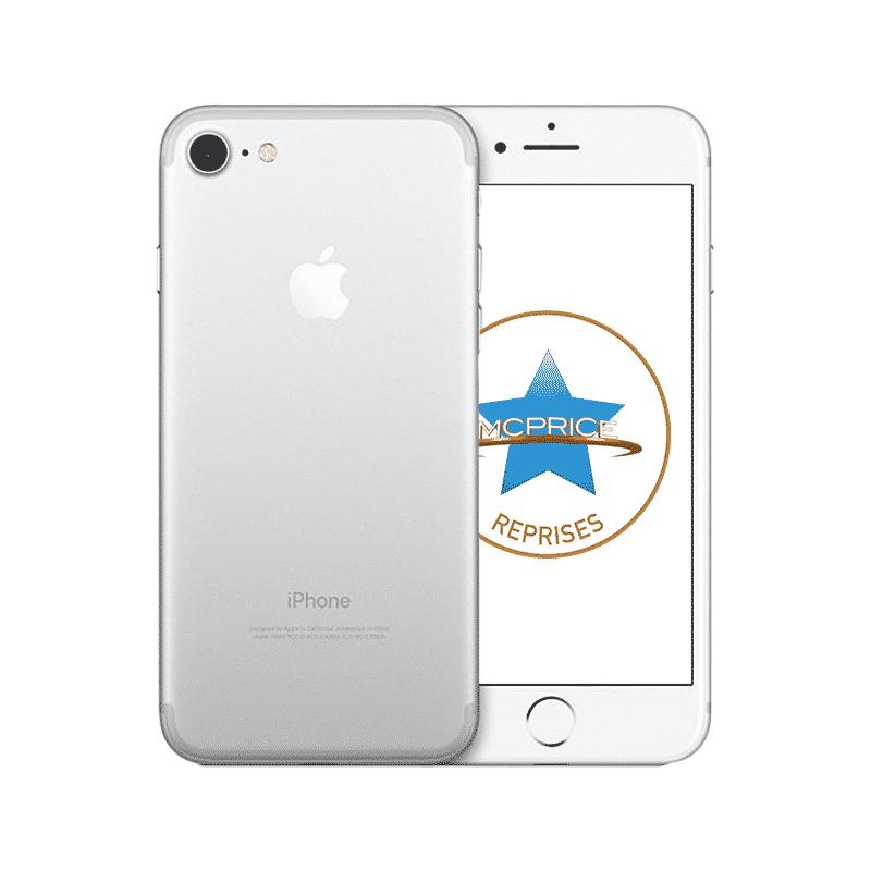 Reprise Apple iPhone 7 128 Go (Déverrouillé) - Argent   McPrice Paris Trocadero