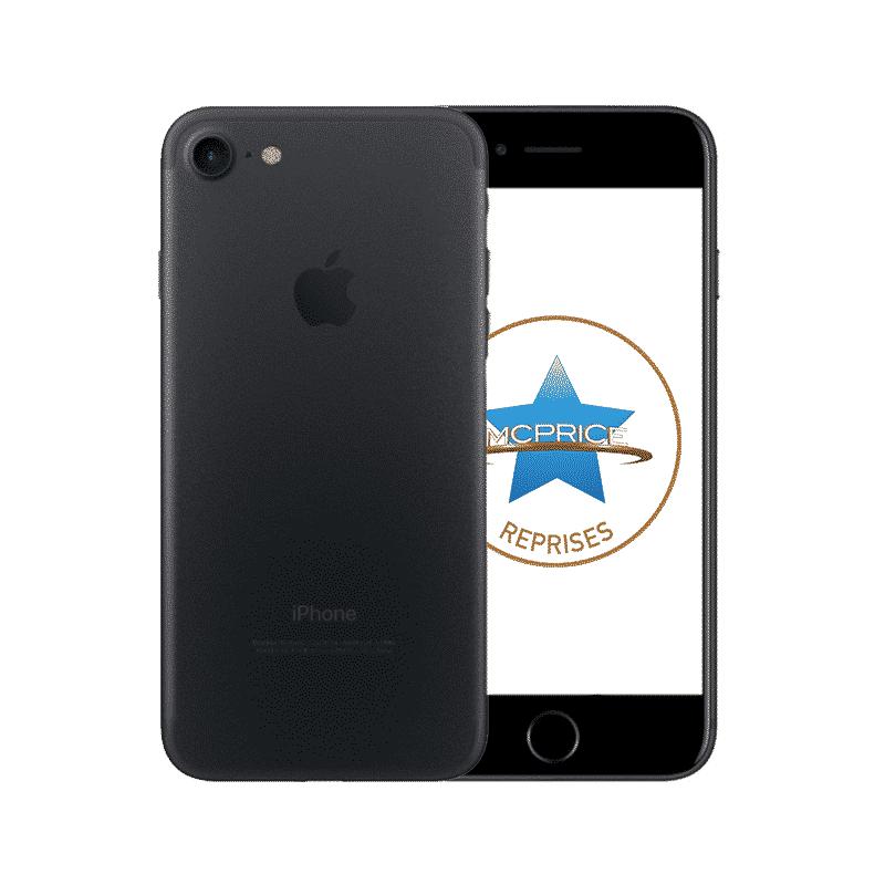 Reprise Apple iPhone 7 128 Go (Déverrouillé) - Noir   McPrice Paris Trocadero