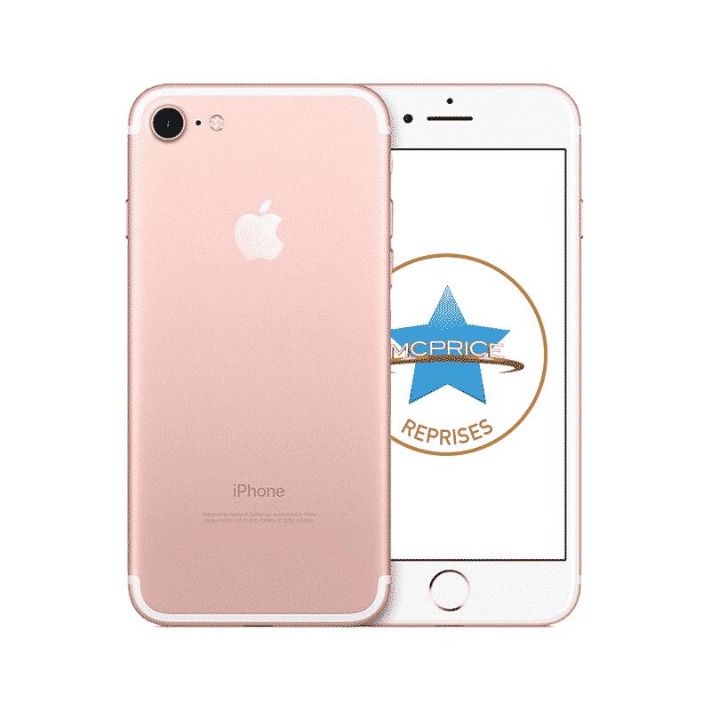 Reprise Apple iPhone 7 128 Go (Déverrouillé) - Or Rose | McPrice Paris Trocadero