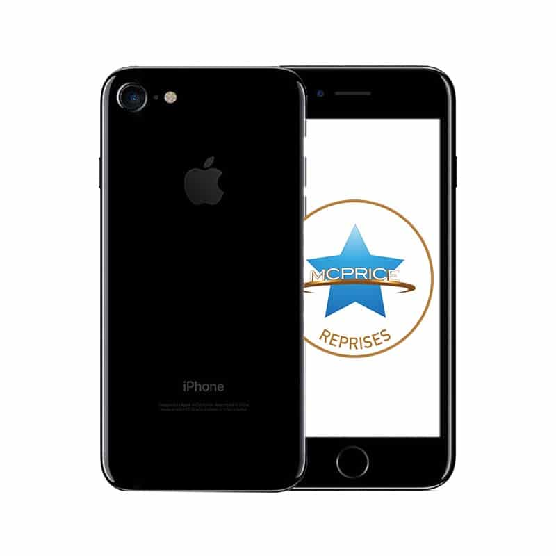 Reprise Apple iPhone 7 256 Go (Déverrouillé) - Noir de jais | McPrice Paris Trocadero