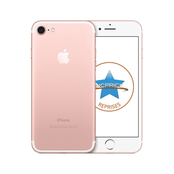 Reprise Apple iPhone 7 32 Go (Déverrouillé) - Or Rose | McPrice Paris Trocadero