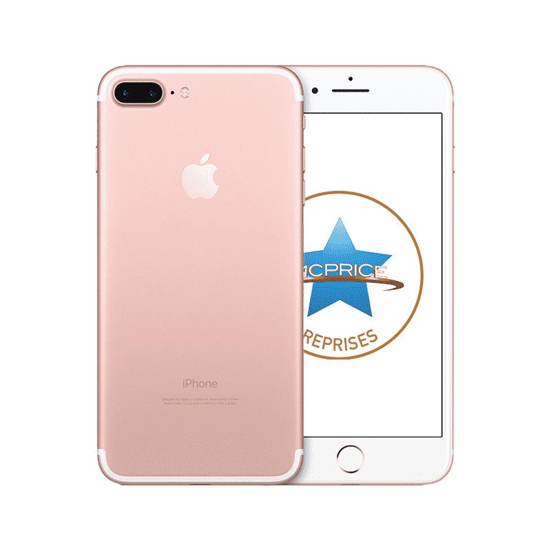 Reprise Apple iPhone 7 Plus 32 Go (Déverrouillé) - Or Rose | McPrice Paris Trocadero