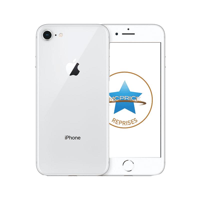 Apple iPhone 8 64 Go (Déverrouillé) - Argent | McPrice Paris Trocadéro