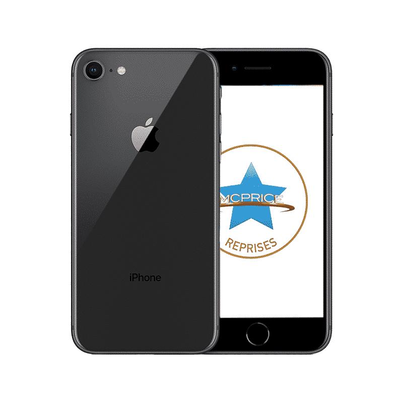 Reprise Apple iPhone 8 64 Go (Déverrouillé) - Gris Sidéral | McPrice Paris Trocadero