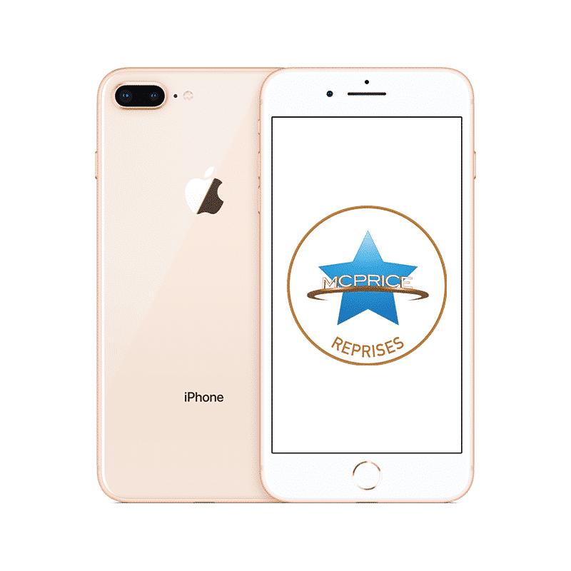 Reprise Apple iPhone 8 Plus 256 Go (Déverrouillé) - Or | McPrice Paris Trocadero