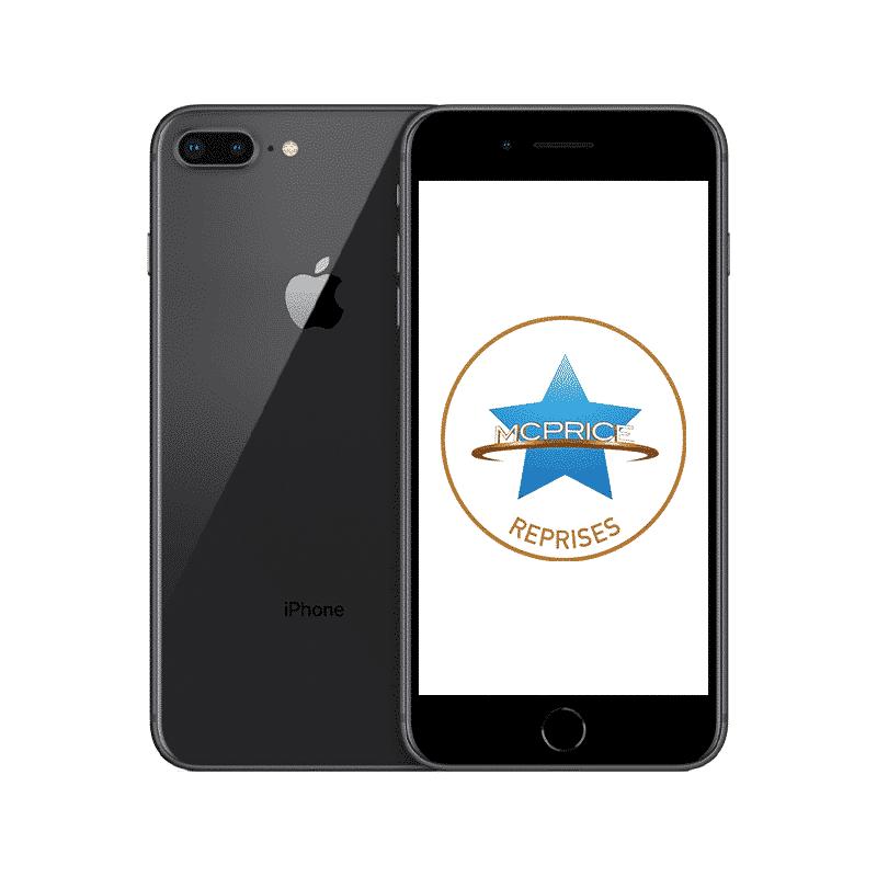 Reprise Apple iPhone 8 Plus 64 Go (Déverrouillé) - Gris Sidéral   McPrice Paris Trocadero