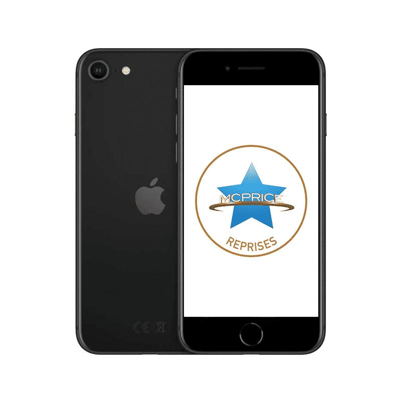 Reprise Apple iPhone SE 128 Go (Déverrouillé) - Noir   McPrice Paris Trocadéro