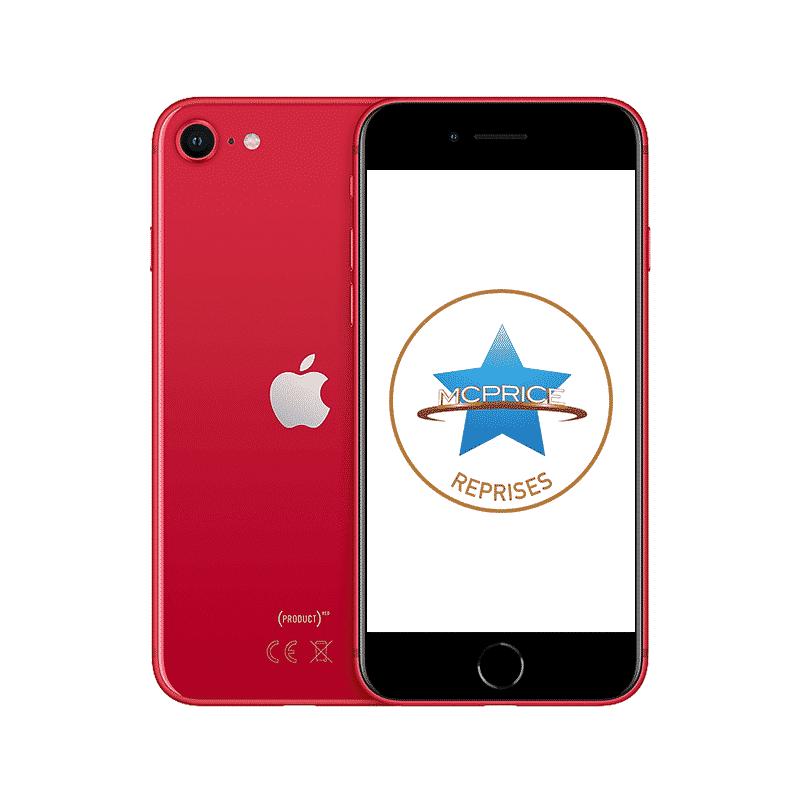 Reprise Apple iPhone SE 128 Go (Déverrouillé) - (PRODUCT)RED | McPrice Paris Trocadéro