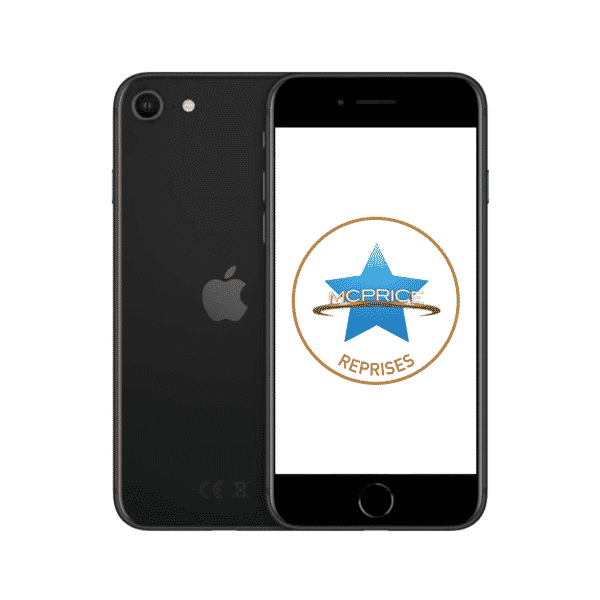 Reprise Apple iPhone SE 256 Go (Déverrouillé) - Noir   McPrice Paris Trocadéro