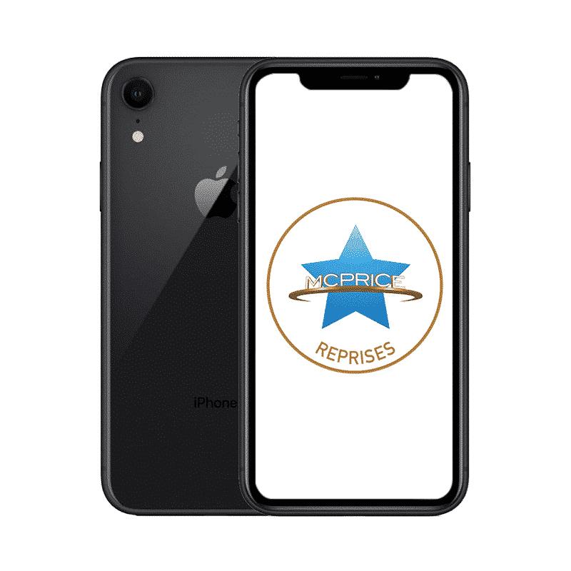 Reprise Apple iPhone XR 128 Go (Déverrouillé) - Noir | McPrice Paris Trocadero