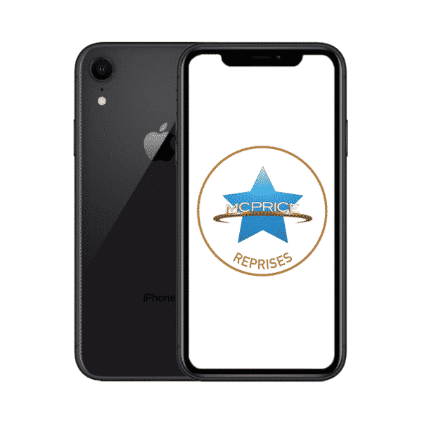 Reprise Apple iPhone XR 64 Go (Déverrouillé) - Noir | McPrice Paris Trocadero