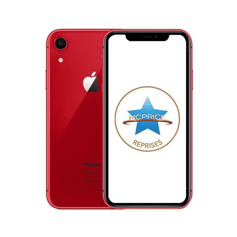Reprise Apple iPhone XR 64 Go (Déverrouillé) - (PRODUCT)RED | McPrice Paris Trocadero